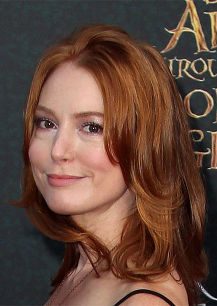 alicia-witt-medium-straight-hairstyle