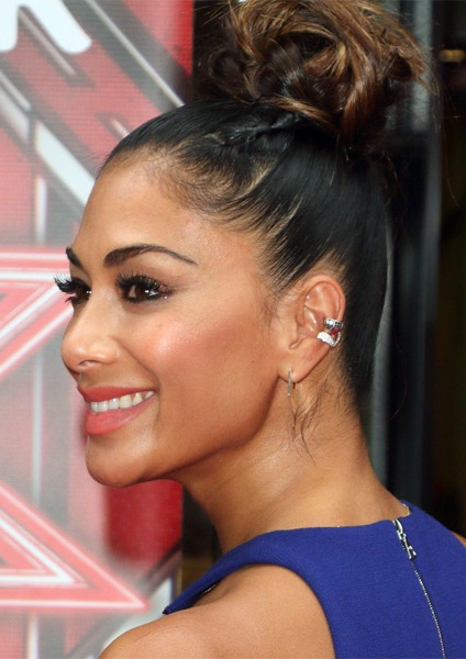 nicole-scherzinger-formal-straight-updo-hairstyle