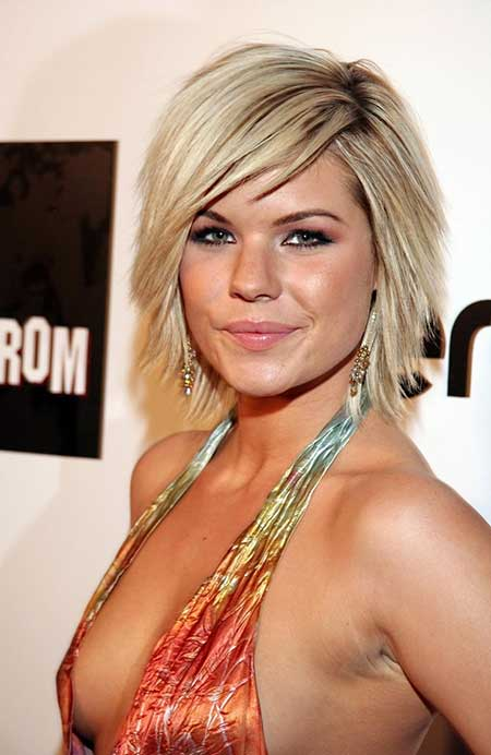 best-short-hairstyles-for-round-faces