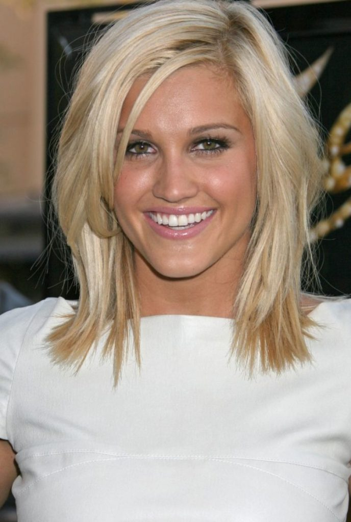 choppy-medium-length-hairstyles
