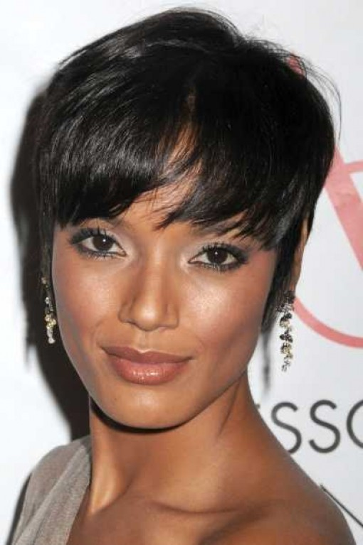 30 Most Charming Short Black Hairstyles For Women , Haircuts