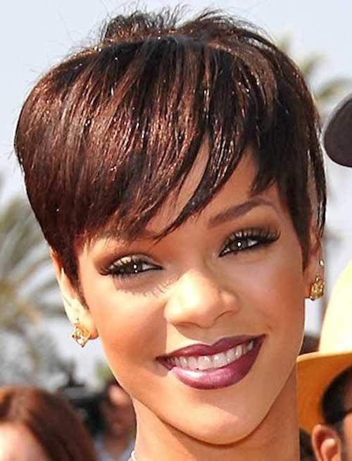 Short Black Hairstyles