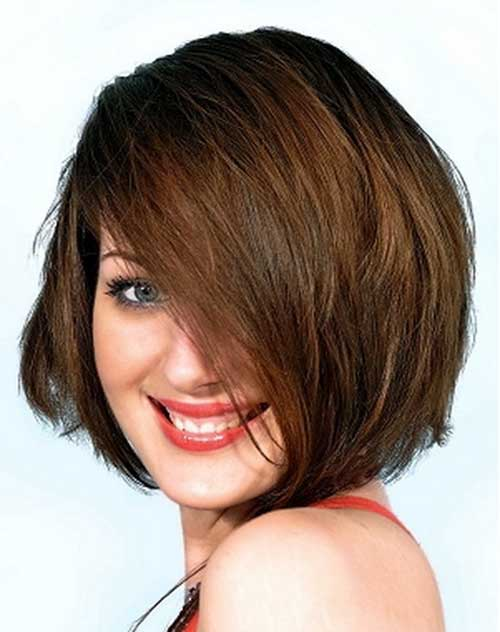 nice-short-haircuts-for-chubby-round-faces