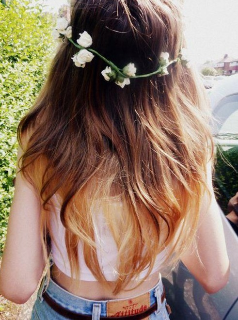ombre-hair-tumblr