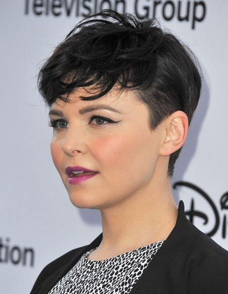 really-short-hairstyles-for-round-faces