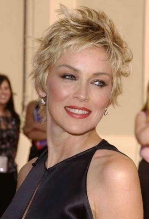 short-shaggy-hairstyles-for-women-over-50