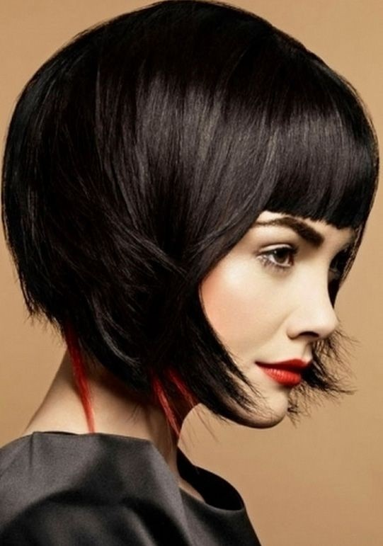 short-trendy-hairstyles-with-bangs