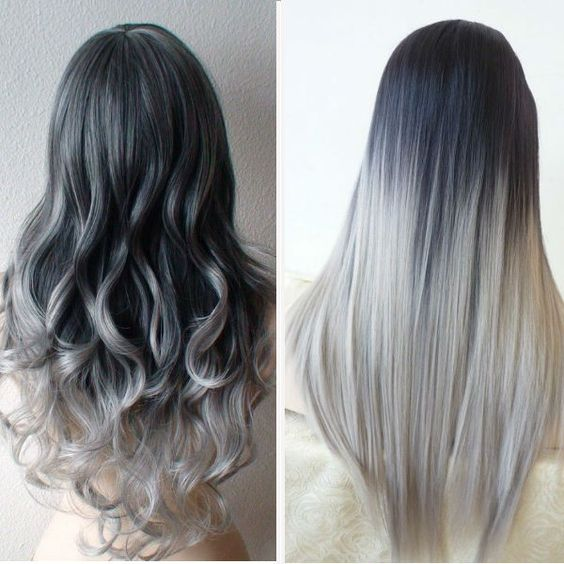 grey-ombre-hair-color-idea