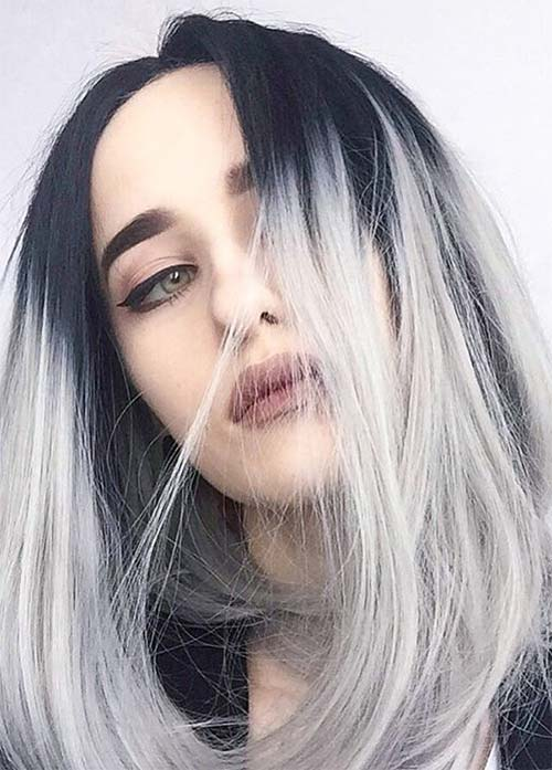 platinum-silver-with-black-roots