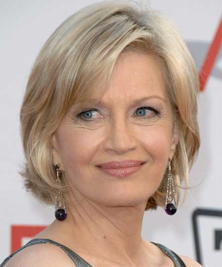 Bob Hairstyles For Mature Ladies: 25 Most Flattering Hairstyles For Older Women