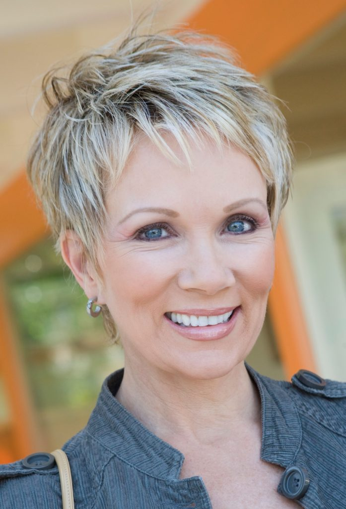 25 most flattering hairstyles for older women - haircuts