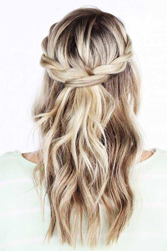 23 Most Elegant And Stylish Bridesmaid Hairstyles Haircuts