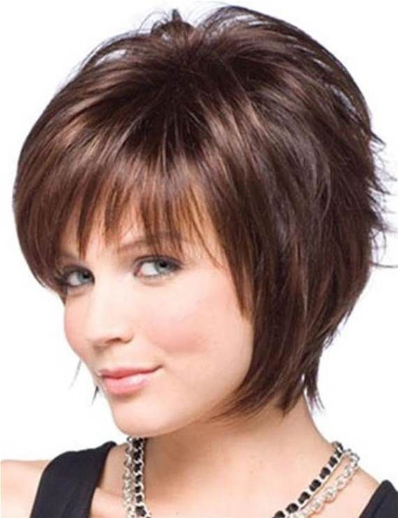 25 Gorgeous Short Hairstyles for Women over 50 , Haircuts