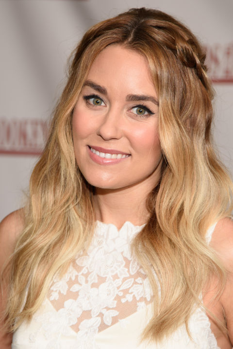 Lauren Conrad Long Ombre Hairstyle