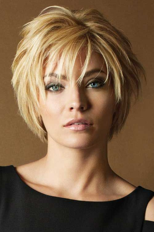 20 Most Fashionable Short Hairstyles For Women Haircuts