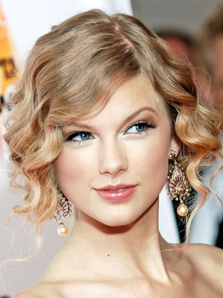 23 Most Glamorous Wedding Hairstyle For Short Hair