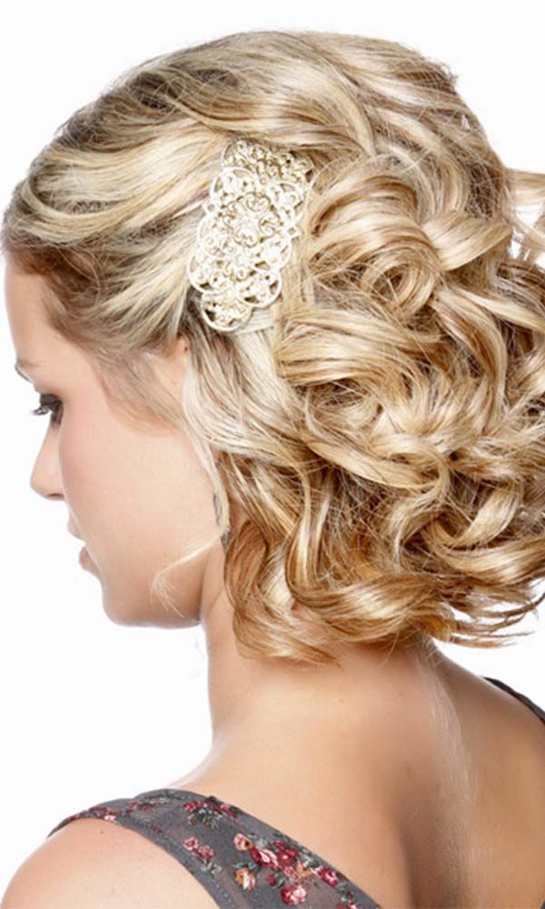 23 Most Glamorous Wedding Hairstyle For Short Hair Haircuts