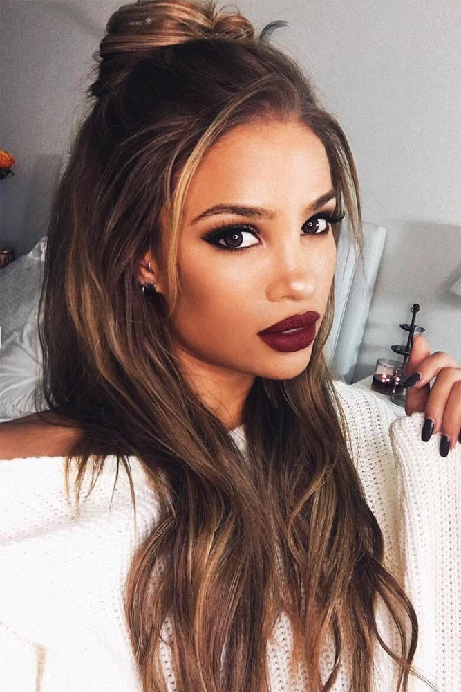 25 Most Beautiful Hairstyles For Long Hair Haircuts Hairstyles 2019