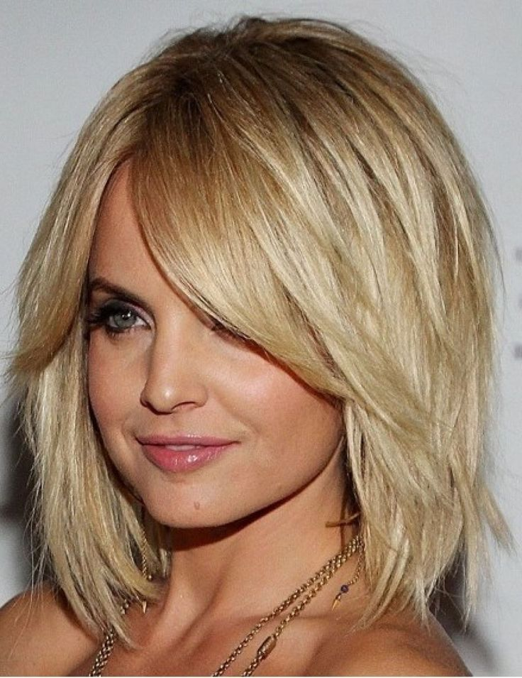 25 Most Superlative Medium Length Layered Hairstyles Haircuts