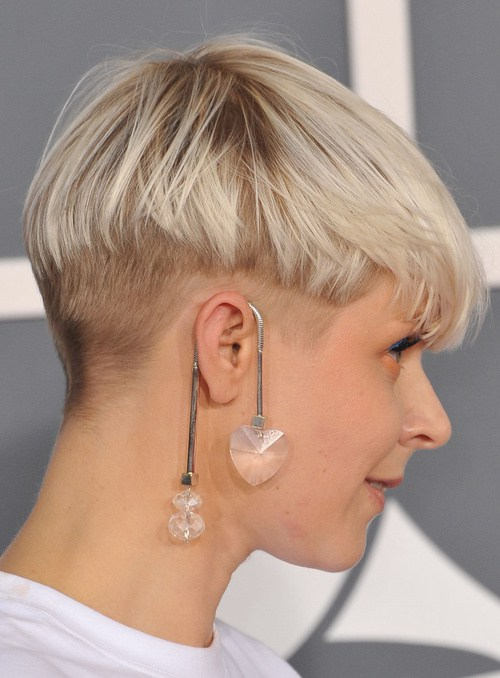 21 Most Coolest and Boldest Undercut Hairstyles for Women