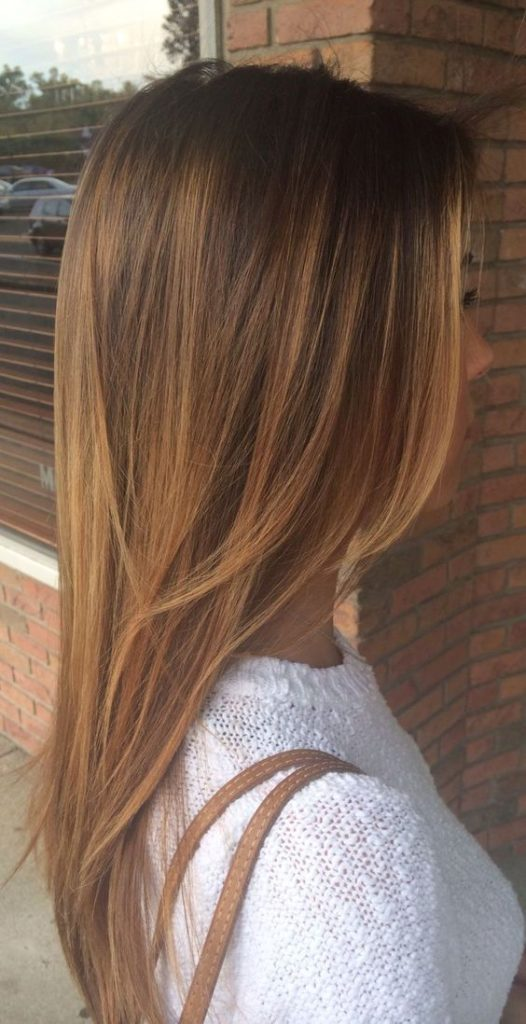 Long Straight Hairstyles With Layers