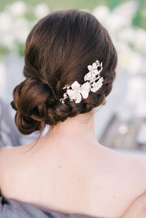 Side Updo Hairstyle