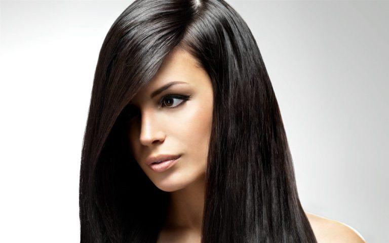 Trendy Long Straight Hair