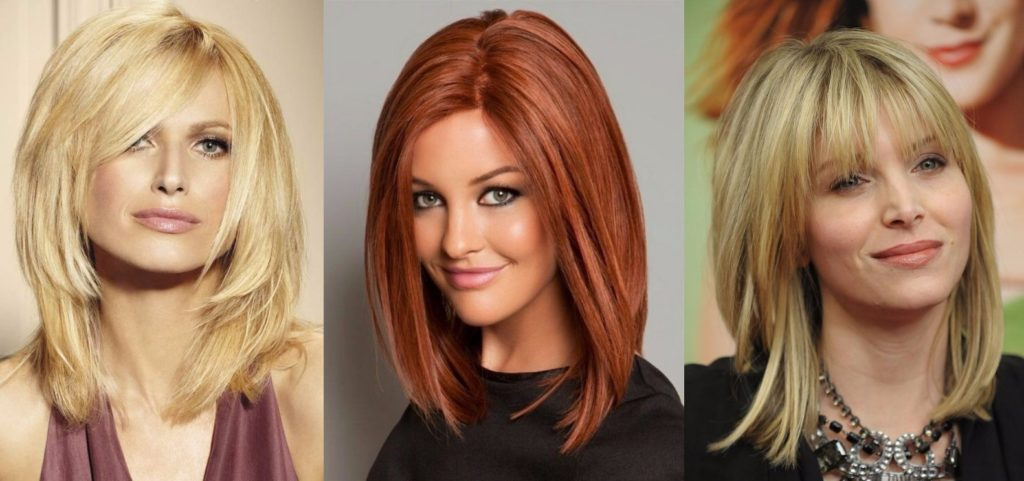 10 Most Superlative Medium Length Layered Hairstyles - Haircuts
