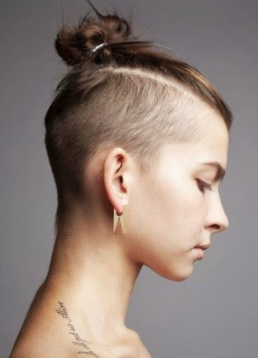 21 Most Coolest And Boldest Undercut Hairstyles For Women Haircuts