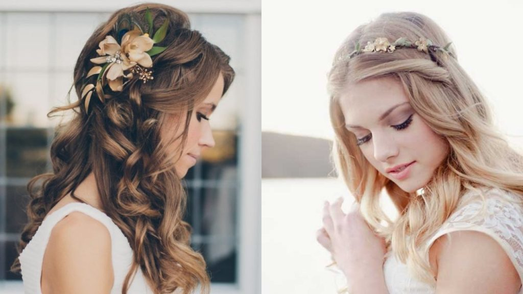 25 Trendy and Beautiful Beach Wedding Hairstyles - Haircuts ...