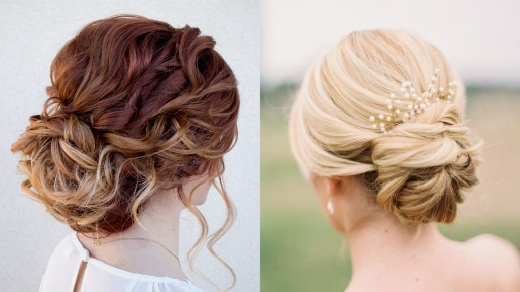 18 Creative And Unique Wedding Hairstyles For Long Hair: 20 Most Beautiful Bridal Updos For Elegant Brides