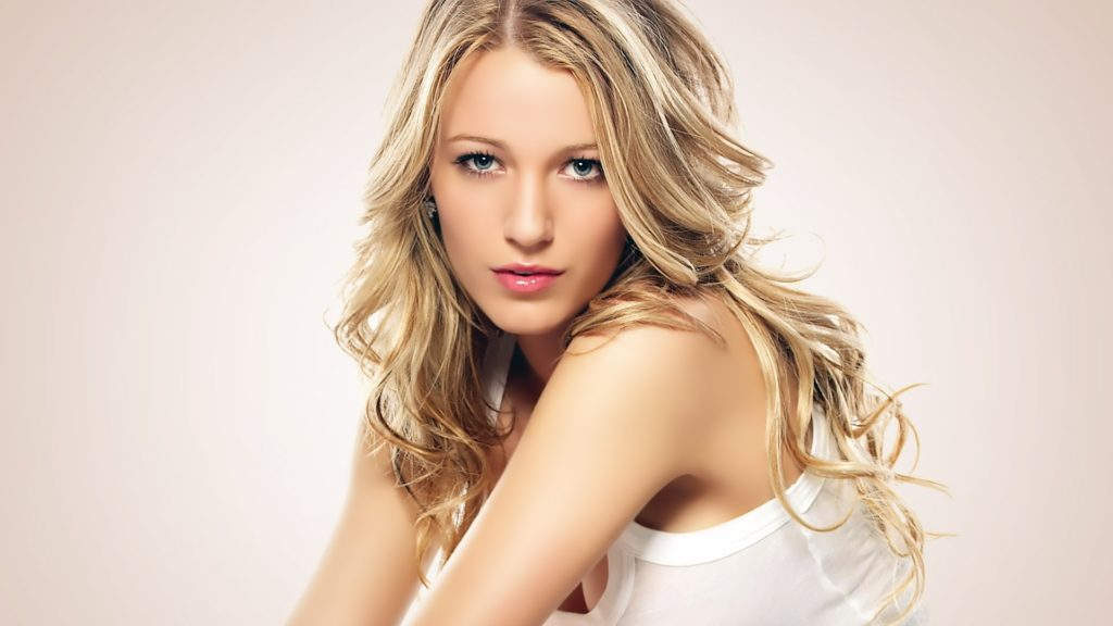 Shades of Blonde Hair