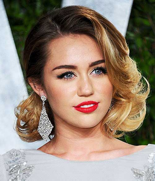 22 Most Beautiful And Adorable Celebrity Hairstyles Haircuts