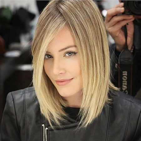 Medium Straight Hair