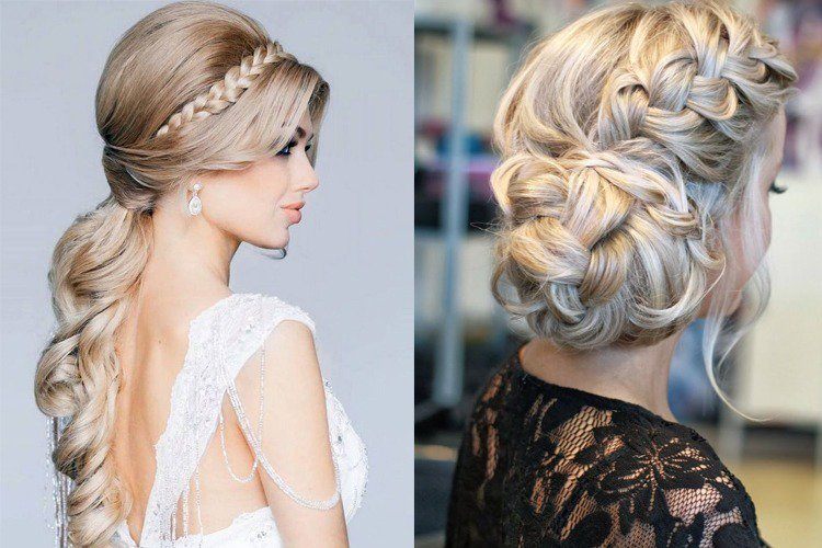 18 Creative And Unique Wedding Hairstyles For Long Hair: 20 Most Gorgeous Formal Hairstyles For Any Occasion