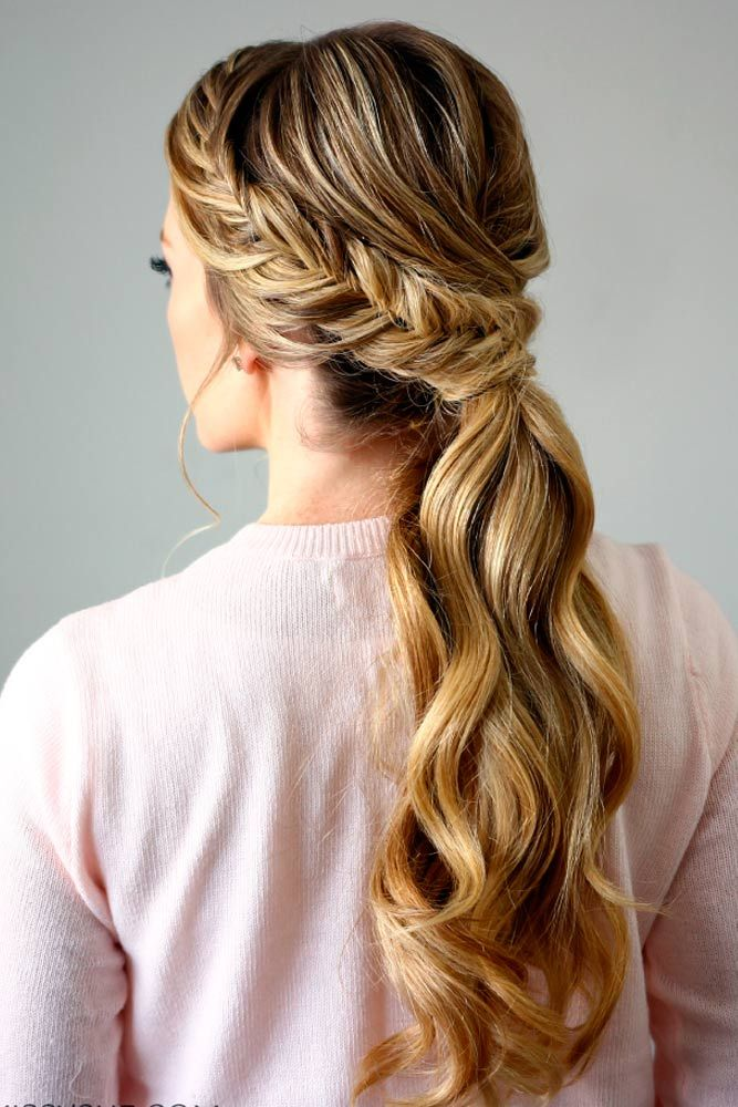 Twisted Braid Pony