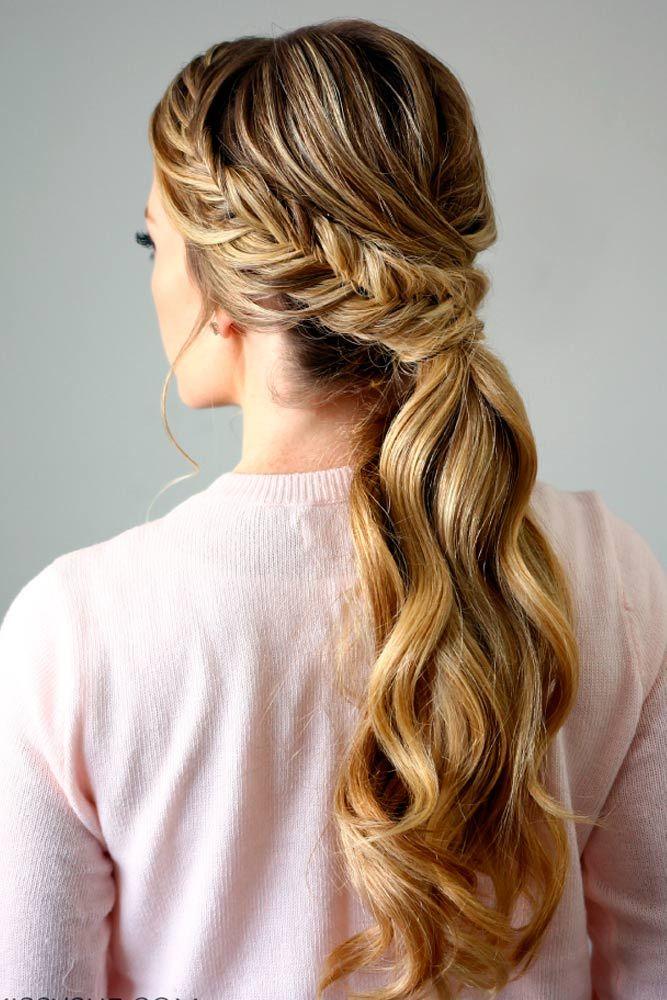 Phenomenal 21 Gorgeous Ponytail Hairstyles To Make You Look Beautiful Natural Hairstyles Runnerswayorg