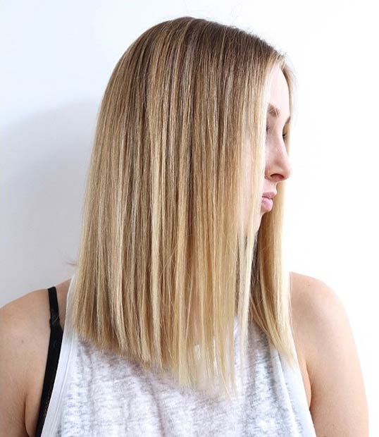 Blonde Brown Highlights
