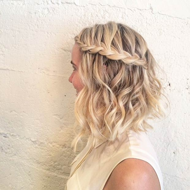 Waterfall Ombre Bob