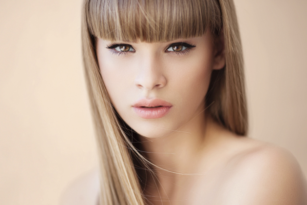 Layered Hair With Bangs For Thin Hair 81