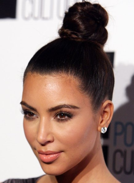 Sleek Top Knot