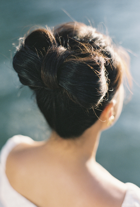 Bow Style Updo