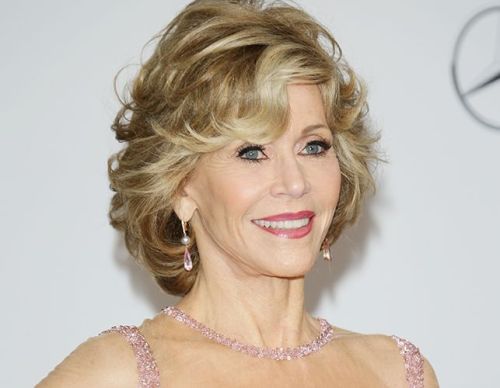 30 Most Stylish and Charming Jane Fonda Hairstyles - Haircuts ...