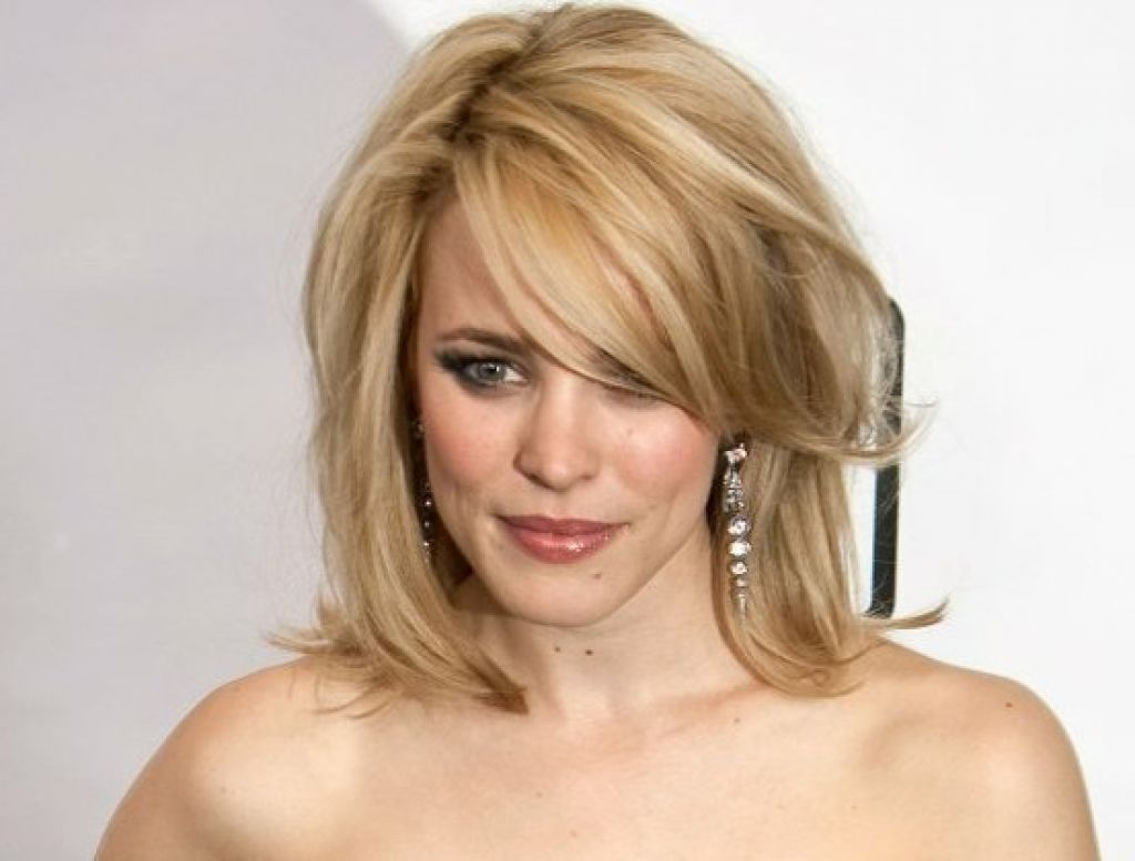 30 Most Dazzling Medium Length Hairstyles for Thin Hair ...