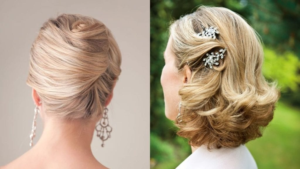 27 Elegant Looking Mother Of The Bride Hairstyles Haircuts Hairstyles 2021