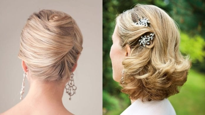 27 Elegant Looking Mother Of The Bride Hairstyles