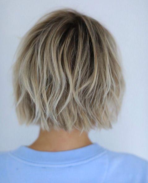Choppy Hairstyles