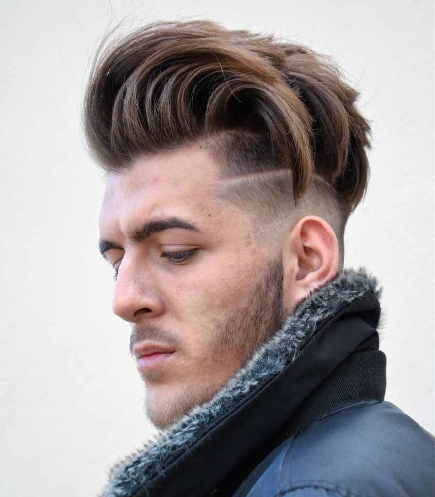 Trendy Men's Haircuts