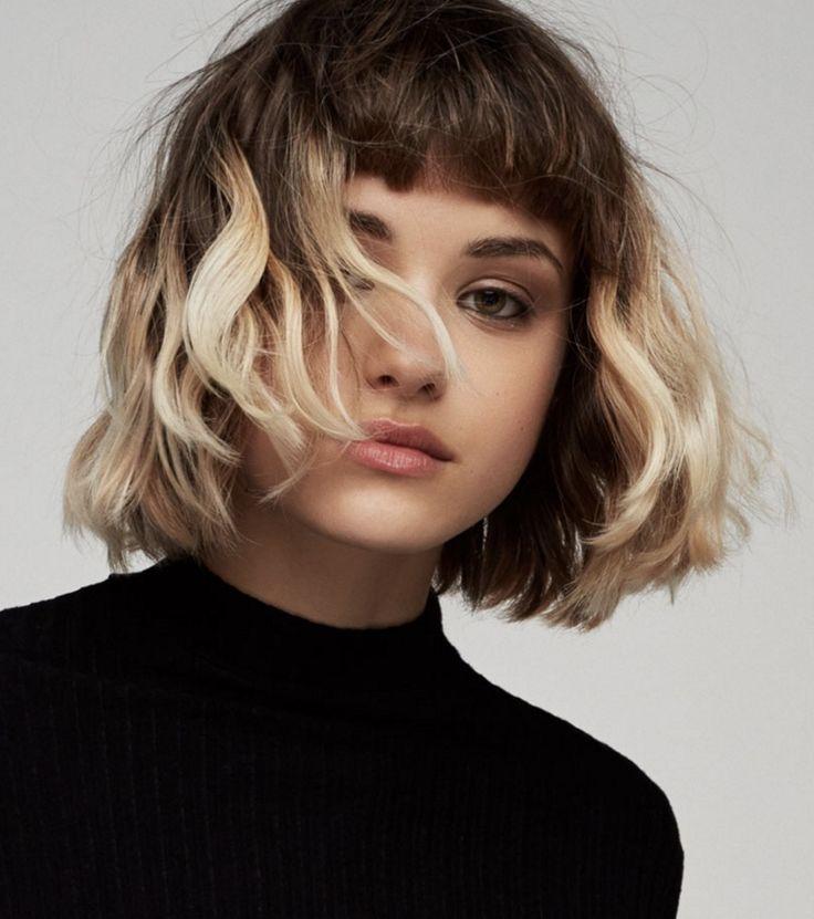 27 Beautiful Short Hair With Bangs |Ladies Short Hairstyles With Bangs
