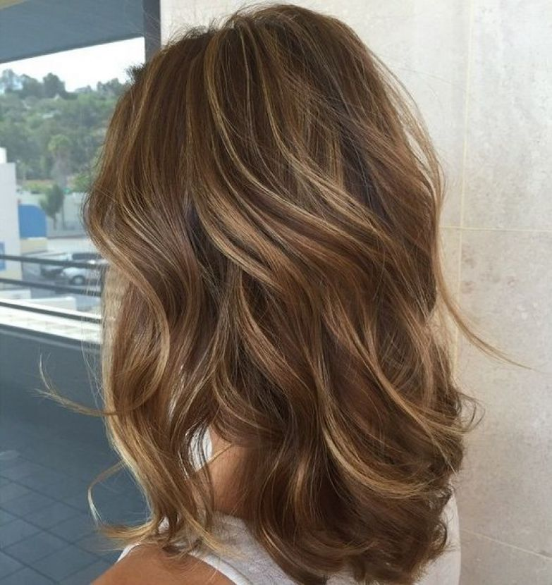 30 caramel highlights for women to flaunt an ultimate hairstyle